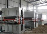 Chaîne de production moyenne de panneau de fibres agglomérées de densité