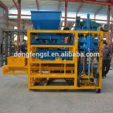Kleine hydraulische Maschine des Block-Qt4-25 für verschiedene Arten der Bausteine