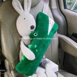 漫画デザイン子供の子供の子供車の自動車の安全性のシートベルトの柔らかさの肩パッドカバー