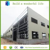 Costruzione prefabbricata della struttura d'acciaio di aumento di qualità superiore alta