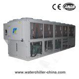 Двойным охладитель воды 150HP винта компрессора охлаженный воздухом