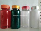 Bouteilles en gros d'animal familier du vert 200ml pour l'emballage des médicaments