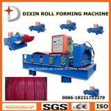Máquina de encurvamento de aço do painel do telhado do arco de Dx