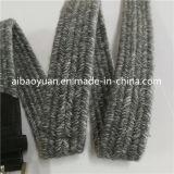 Il lint Cords la cinghia elastica Braided, cinghia tessuta di stirata
