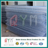 PVC網の/Rolltopの塀のプールの塀を囲う上塗を施してあるBrc網の塀/Galvanized