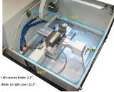 Scie à coupe d'échantillon de précision Syj-200