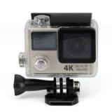 4kビデオ・カメラ12MP 170の程度2.0スクリーンのスポーツの処置カム