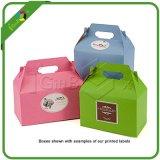 Cadre ondulé de empaquetage de papier personnalisé de pignon de nourriture pour l'emballage