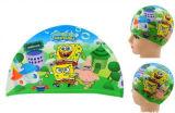 아이들 아이 소년 & 소녀를 위한 Lycra 만화 수영 모자