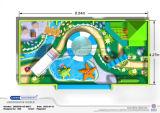 Juich Apparatuur van de Speelplaats Themed van het Vermaak de Onderwater Openlucht toe