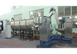 PE overzee van het Huisdier van de Dienst Automatische schilfert de Lijn van de Was af en het Drogen van het Recycling
