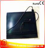 het Verwarmen van de Band van 550*550*1.5mm de Elektrische RubberVerwarmer van het Silicone van het Stootkussen 220V 450W