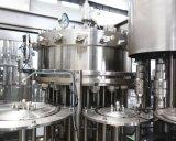 250 ml de agua de soda Máquina Tapadora de llenado para la botella de cristal