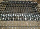 Популярная шикарная загородка стали и алюминия с высоким качеством