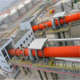 Horno Rotatorio de Alta Eficiencia para Línea de Producción de Cemento