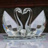 Crystal Swan avec de merveilleuses de la qualité et style populaire de Chine