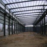 판매를 위한 큰 경간 강철 구조물 생산 작업장