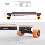 Customizerd imprimió el motor dual Longboard eléctrico móvil de la en-Rueda