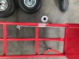 Industrielle Sack-LKW-Handhochleistungslaufkatze