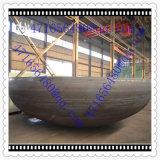 Stahlverengungs-Becken-Teller-Köpfe schmiedeten Teller-Sammelbehälter-Kopf