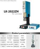 Machine van het Ultrasone Lassen van de Cilinder van pvc de Semi Automatische