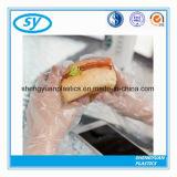 Guantes plásticos disponibles del PE del producto alimenticio de la seguridad