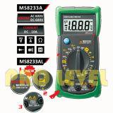2000 conta Pocket Multímetro Digital (MS8233AL)