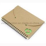 Papeterie à bas prix Papier recyclé Paper Spiral School Notebook pour étudiants (SNB113)