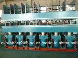 Tipo pressa di vulcanizzazione della mascella di alta qualità/macchina di vulcanizzazione l$tipo C idraulico