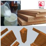 Acétate de polyvinyle blanc travaillant en appuyant sur le bois d'adhésif au latex