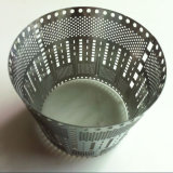 Rete metallica sinterizzata perforata per la rete metallica del vaglio filtrante