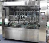 Máquina de enchimento de engarrafamento do óleo do frasco plástico/frasco de vidro