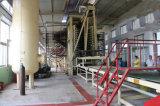 イランのMDFの生産ライン