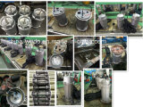 Bombas de agua sumergibles eléctricas de la alta calidad Qdx5-10-0.37f (0.37kw/0.5HP)