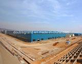 Prefabricated 가벼운 강철 구조물 산업 작업장