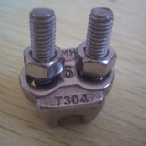 Quincaillerie marine en acier inoxydable JIS Type Wire Rope Clips / Clamps