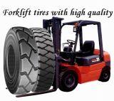 중국 고품질 편견 단단한 포크리프트 타이어 (5.00-8 6.00-9 7.00-12 8.25-15)
