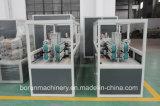 Пластичное твиновское штранге-прессовани продукции трубы штрангпресса PVC винта делая машину