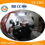 Ck0632 met CNC van de Voeder van de Staaf de MiniPrijs van de Machine van de Draaibank