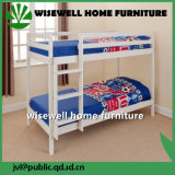 Quarto com Beliche em madeira de pinho mobiliário de madeira (WJZ-357A)