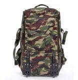 Bolso que viaja del equipaje de la carretilla para el ejército