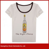 Custom Advertizing Unisex Cotton jersey T shirt (R204)