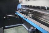 Máquina de dobra de alumínio da placa