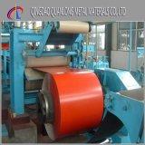 A cor de SGCC Z100 revestiu a bobina de aço galvanizada Pre-Painted