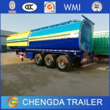 판매를 위한 트럭 트레일러 3 차축 기름 연료 탱크 트레일러