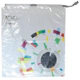 Bolsos de lazo impresos de la capa doble para el embalaje (FLS-8238)