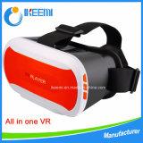 2016 Vr multifuncional com 360 cenas panorâmicas óculos de Realidade Virtual 3D 1920*1080 Exibido