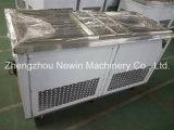 商業タイ様式ロール揚げ物のアイスクリーム機械