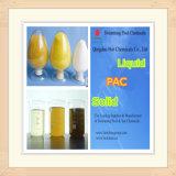 Witte het Drinken van het Water van PAC CAS 101707-17-9 Flocculant van het Chloride van het Aluminium van het Niveau Poly