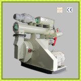 Directamente da fábrica potência 500-800kg/h Madeira completa ou moinho de pelotas de alimentação da linha de produção